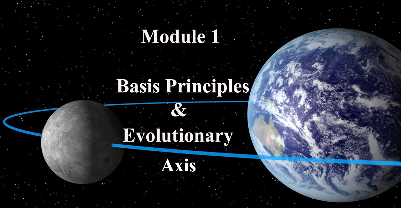 Module 1: Basic Principles & Evolutionary Axis